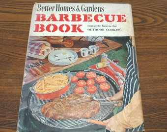 Better Homes & Gardens Barbecue Book