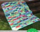Unruly Quilt Pattern