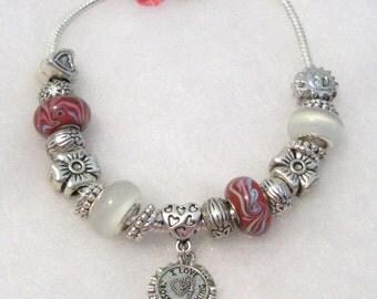 602 - Get Crafty - Cross Stitching Bracelet