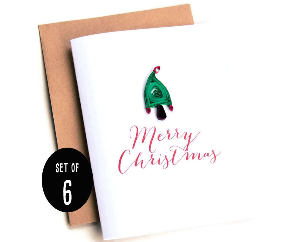 Unique Boxed Christmas Cards Business Christmas Cards