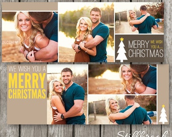 Christmas Facebook Timeline Templates - Facebook Banner - Holiday Timeline Covers for Photographers - Christmas Banners - TC24