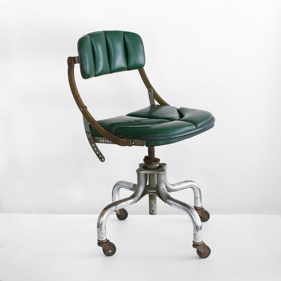 vintage office chair vintage domore chair industrial chairvintage posture chair