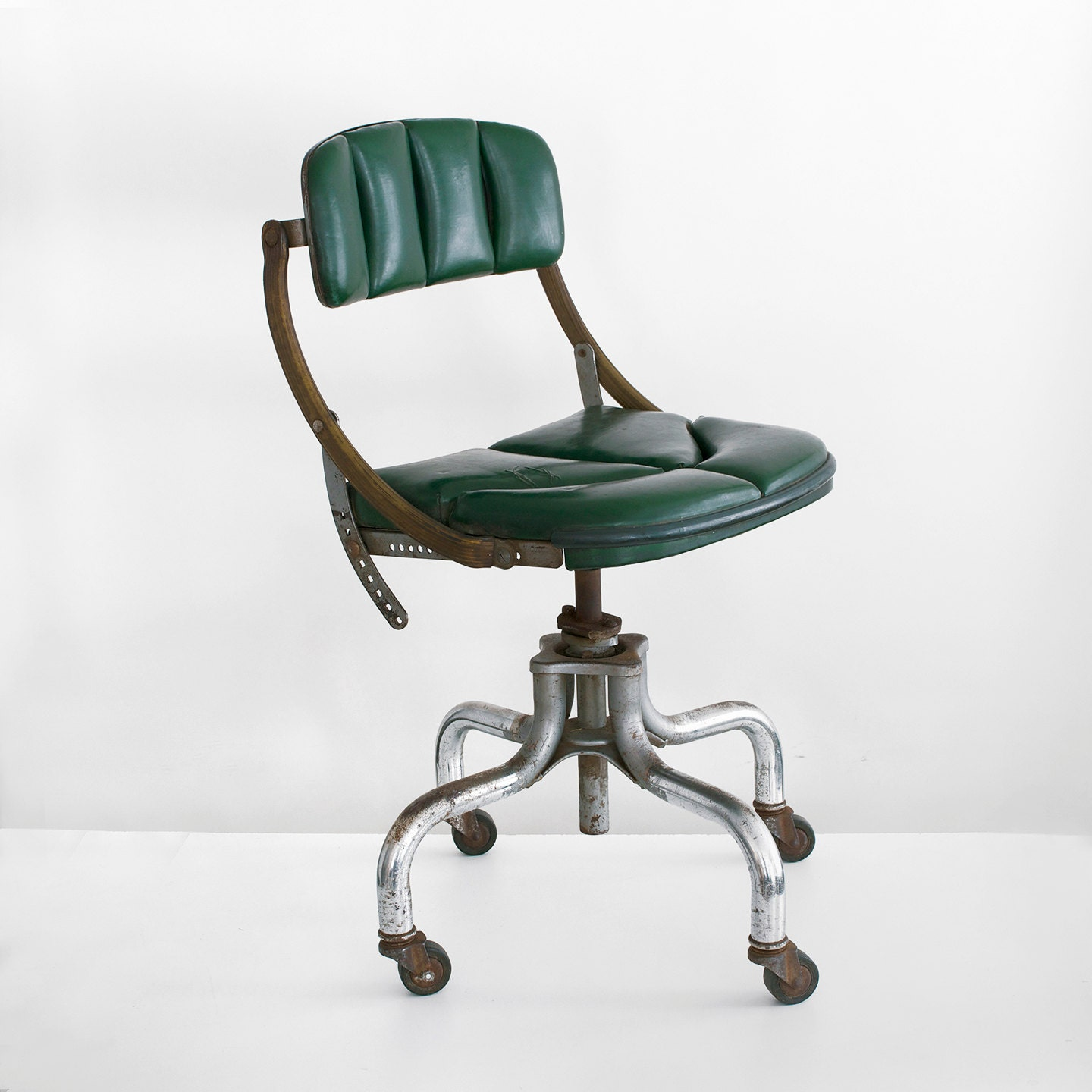 Chairs And More: Vintage Office Chair Vintage Do/more Chair Industrial