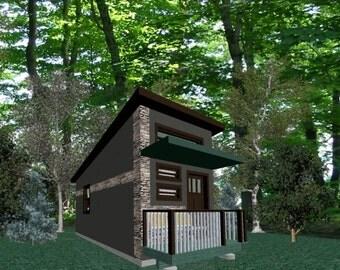 Tiny House Project - Tiny 1