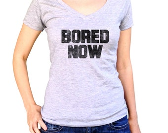 Pessimist top etsy for Bored now t shirt