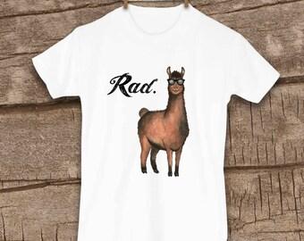 Alpaca, Llama shirt, Farm animal shirt, Toddler shirt, Kids shirt, Cute Toddler Tshirt, Unique Clothes, Toddler Clothes, Gifts for kids