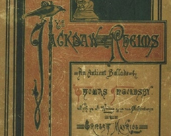 Jackdaw of Rheims printed and  published by eyre & spottigwoade printers download