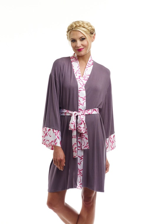 Luxurious, Eco-Chic Cosette Robe