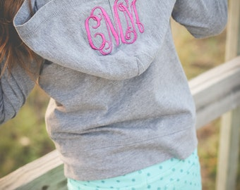 "Shop ""monogrammed jacket"" in Girls' Clothing"