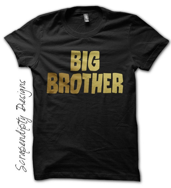 Big brother shirt birth announcement shirt by for Big sister birth announcement shirts