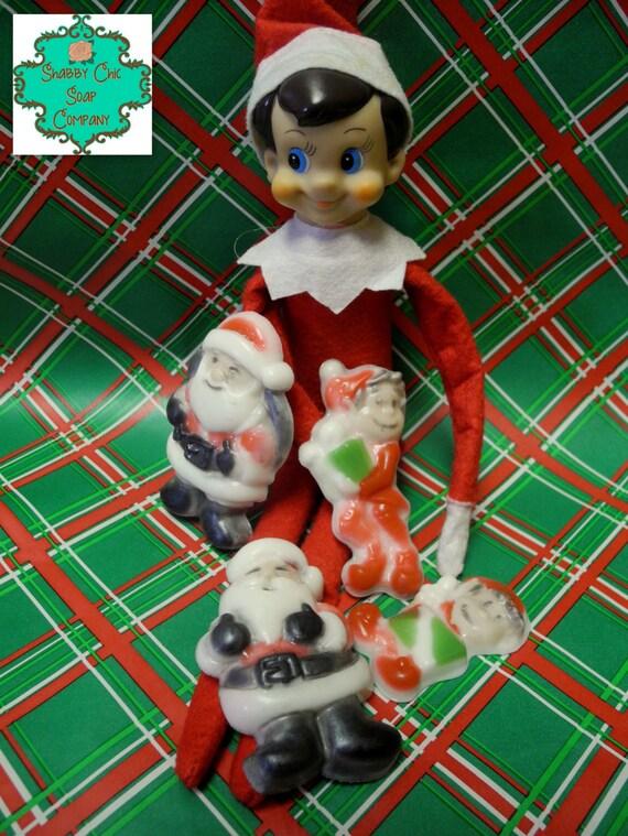 Christmas Magic soap set