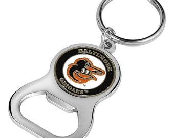 Baltimore Orioles Keychain Bottle Opener