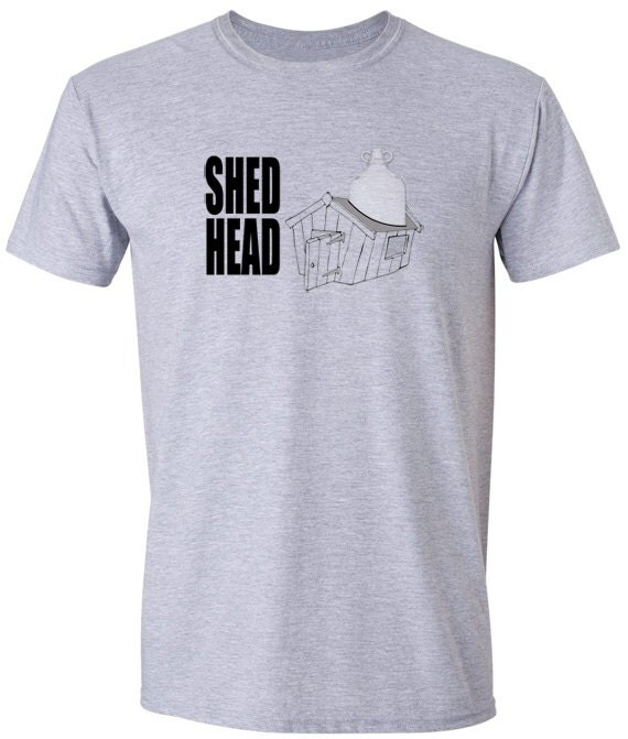 Home brew t shirt shed head t shirt gifts for men brewer for Craft brewery t shirts