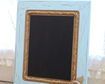 Chalkboard Sign, Rustic Framed Chalkboard, Wedding Chalkboard, Teal Chalkboard, Chalkboard Sign, Kitchen Chalkboard Frame, Chalkboard