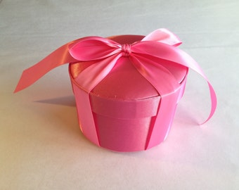Pink gift boxes | Etsy