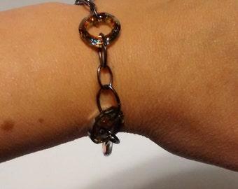 Volcano Cosmic Ring Bracelet