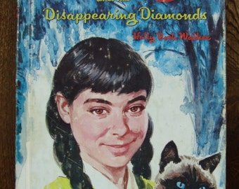 Meg and the Disappearing Diamonds - Youth Series Reading Book