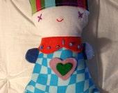 STOCKING STUFFER -- Tiny Doll