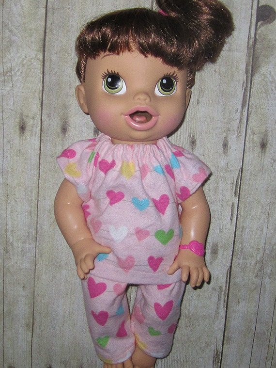 Corolle Tidoo Calin Doll Clothes Baby Alive All Gone Doll