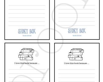 RESERVED for Lisa | Custom Book Plates