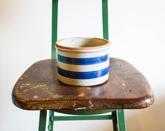 Popular Items For Blue Stripe Crock On Etsy