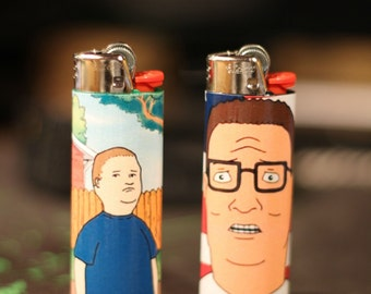 King of the Hill Lighters