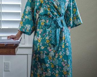 Plus Size Kimono Etsy