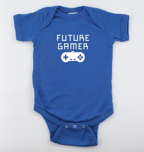 Future Gamer Onesie
