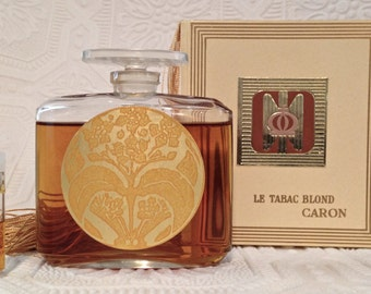 Tabac Blond by Caron - Parfum Sample