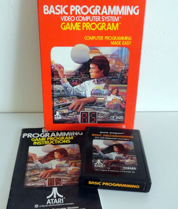 Atari 2600 Basic