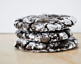 Brownie Cookies | One Dozen