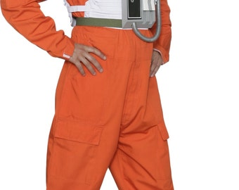 Star Wars X-Wing Pilot Costume - Jumpsuit - JR 3371