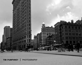 The Flat Iron -  Fine Art Architectural Photography