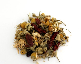 Herbal Tea for Healthy eyes - Organic Herbal Tea, All Natural Tisane
