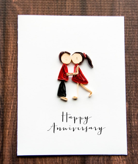 Funny anniversary card wedding greeting marriage