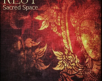 Rest Sacred Space - Meditation Music. 1Hour Relaxing Music For Yoga, Massage, Spa, Energy Work.