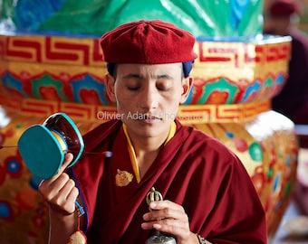 Amitabha Puja, Druk Gawa Khilwa Abbey - Kathmandu, Nepal, 2014