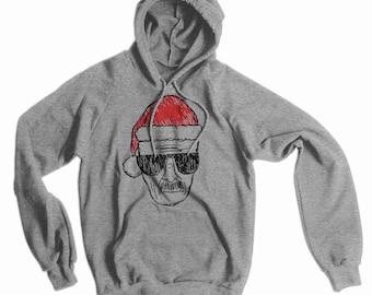 Heisenberg Santa American Apparel Hoodie