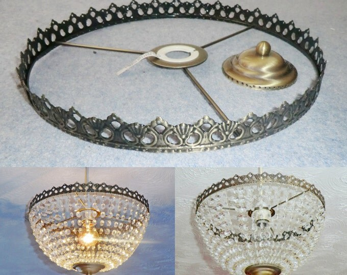 Chandelier Frame & Parts - SeearLights