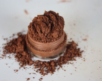 Brown Sugar Eyeshadow Mineral Makeup Loose Eye Shadow