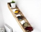 JAGA gross palette wooden wall shelf