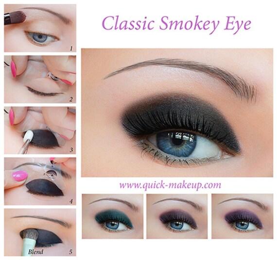 Cat Eye Makeup Stencil Uk - Mugeek Vidalondon