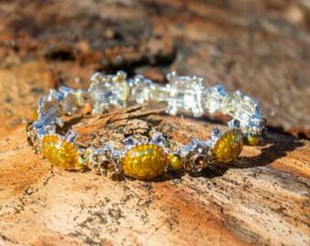 Turtle Crystal Bracelet