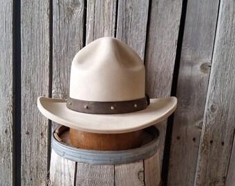 Custom Hand made cowboy hat Good Old Boy