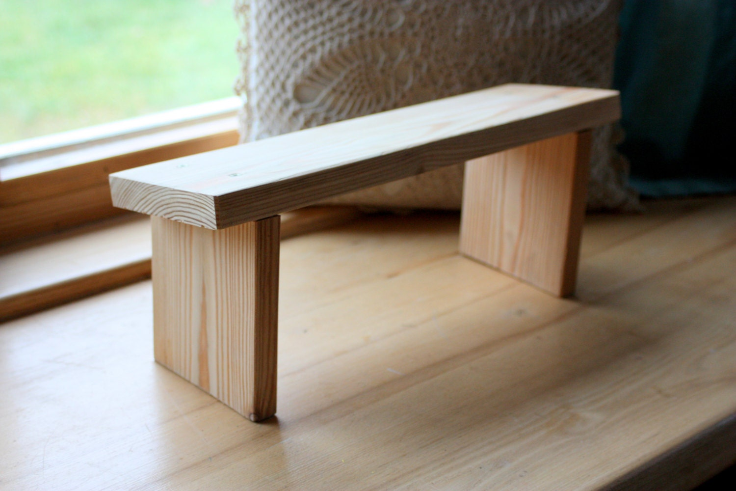 Kneeling Prayer Wood Bench Meditation Bench By Goodmoodwoods