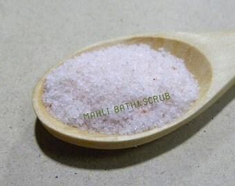 Pure Pink Himalayan Crystal Rock Salt, 100% All Natural • size: 0.5-1.0 mm