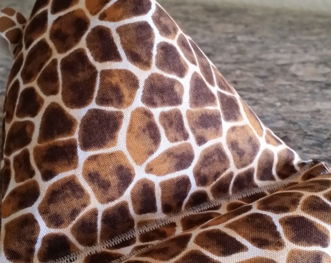 Gadget Bags-Safari Collection (Giraffe)
