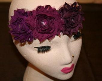 Chic Flower Headband