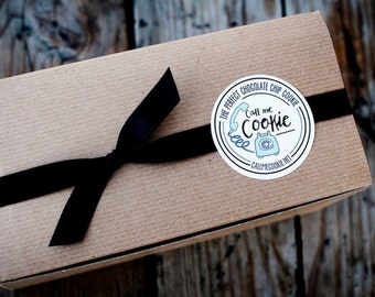 The Perfect Cookie Gift Box (1 dozen Assorted)