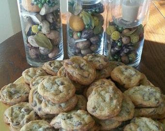 Chocolate Chip Pecan Cookies